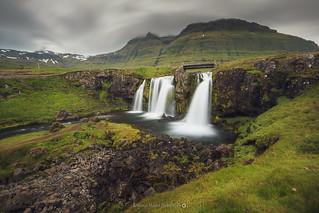 Kirkjufellfoss @Iceland