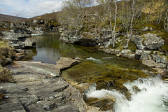 Chest Of Dee (steve_whitmarsh) Tags: aberdeenshire scottishhighlands scotland highlands braemar water river dee waterfall rocks landscape topic