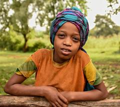 Saware Girl (Rod Waddington) Tags: africa african afrique afrika äthiopien ethiopia ethiopian ethnic etiopia ethnicity ethiopie etiopian wolayta wollaita wollayta tribe traditional culture cultural girl child outdoor portrait people