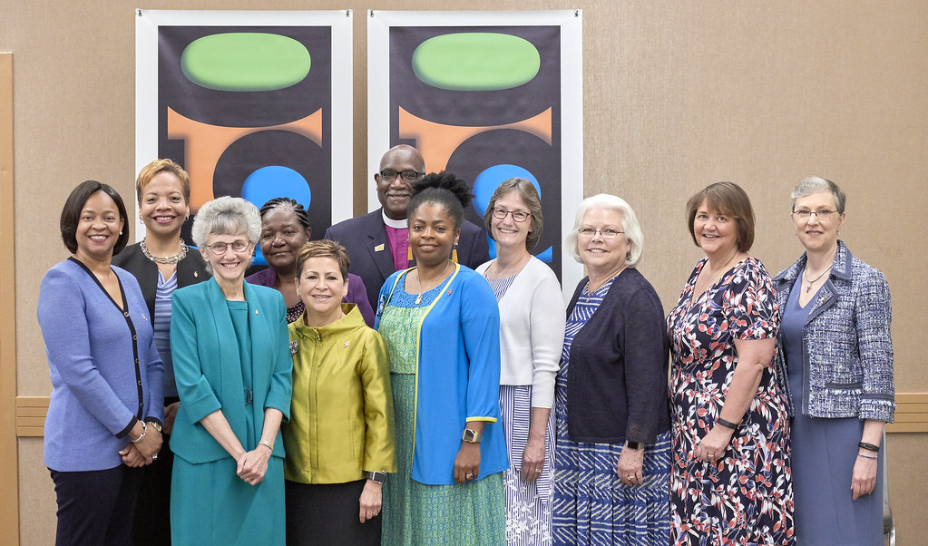The World's most recently posted photos of bishops and women