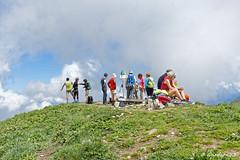 Pointe de Chaurionde 2173m - Bauges (Goodson73) Tags: didier bonfils goodson73 dgoodson bauges pointe de chaurionde 2157m parc du mouton rando montagne
