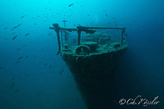Croatia 2017 - Wreck Vis (chk.photo) Tags: wreck underwater diving dive
