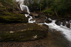 Upper Falls of Hills Creek (Ken Krach Photography) Tags: fallsofthehillscreek monongahelanationalforest