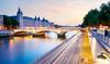 La Conciergerie (Damien Borel) Tags: conciergerie paris sunset night bluehour longexposure seine lighttrails damienborel boblastic