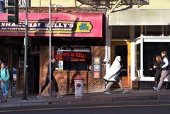 S.F. Street (Polk-Broadway) (sjnnyny) Tags: streetphoto squarecrop 2098polkstreet sidewalk sanfrancisco stevenj sjnnyny people broadwayatpolk urban sonya6000