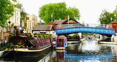 Little Venice. London (Roy Richard Llowarch) Tags: travel travelling canal canals regentscanal grandunioncanal theregentscanal thegrandunioncanal water trees rivers boats narrowboat narrowboats canalboat canalboats littlevenice paddington parks london england english englishheritage serenity serene tranquil tranquility beauty beautiful peaceful boating reflections royllowarch royrichardllowarch scenic scenicviews walks cities innercity gardens bridge bridges summer summertime sunshine sunny blueskies clouds ldn littlevenicelagoon waterway waterways victorian browningspool paddingtonbasin picturesque color colour colorful colourful europe european outdoor beautifulplaces lovelondon londonengland uk greatbritain