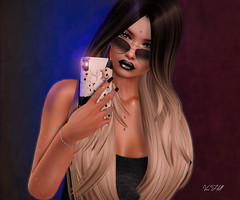 ◈№.466 - paparazzi (αlιcα r. vαɴ нell) Tags: lw makeup artist catwa maitreya opale alme access event equal10 sl secondlife girl paparazzi