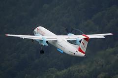 OE-LGF (toptag) Tags: bombardierdash8q402 dash8 q402 inn lowi oelgf innsbruck prop aviation water