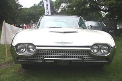 Ford Thunderbird. (Yesteryear-Automotive) Tags: ford thunderbird american automobile car motorcar