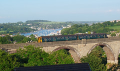 150239 Collegewood Viaduct, Penryn (Marky7890) Tags: gwr 150239 class150 sprinter 2t90 collegewoodviaduct railway penryn cornwall maritimeline train