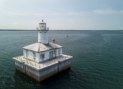 Cheboygan Point Lighthouse (Brook-Ward) Tags: brook ward cheboygan point lighthouse light house lake huron sea water building travel holiday vacation mi michigan
