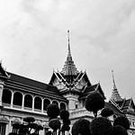 ..cloudy morning over the Throne Hall.. thumbnail