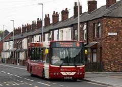 """Warrington's Own Buses"" (dennisdominator14) Tags: dk55hmj 53 bus wrightmerit warrington'sownbuses warringtonboroughtransport networkwarrington dallam warrington"