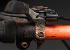 IDBX6149e1 (f8shutterbug) Tags: idb transportation bicycle closeup rust