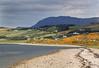 Ben More Coigach (maureen bracewell) Tags: scotland ullapool sea spring benmorecoigach lochbroom highlandsofscotland uk shoreline landscape mountain nature maureenbracewell cannon sky clouds