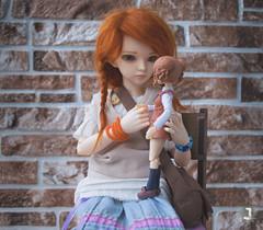 her doll (Colibry Julia) Tags: minifee abjd bjd msd figma