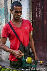 Cuban people (Andrea Morleo) Tags: people gente cuba lavoratore comune comunismo latino latina anima alma lavoro sudamerica spirito strada persone allegria gioia rosso semplicità camminata companeros edificio havana habana roout color colori trinidad cibo spesa compere frutta