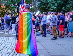 2018.06.12 A Candlelight Vigil to Remember Pulse, Washington, DC USA 03781