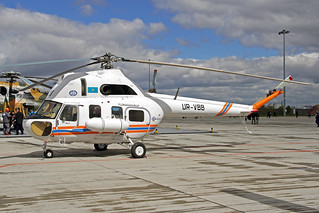 Ministry of Emergency Situations (Motor Sich Airline) PZL-Swidnik Mi-2 UR-VBB TSE 23-05-18