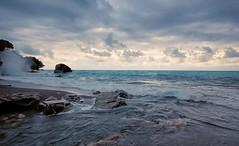 Fiumicello beach Maratea Italy (* landscape photographer *) Tags: seascape sunset nature italy basilicata marateafiumicello nikon 1020 traveling europa flicker 2018 sea