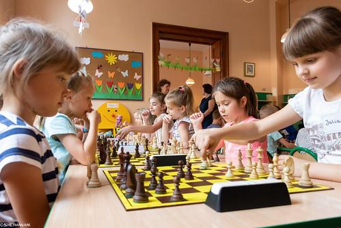 VIII Turniej Szachowy Przedszkolaków o Mistrzostwo Świdnicy-76