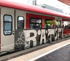 RÄTSEL (rebecca2909) Tags: rätsel vandal graffiti graff trains train db deutschebahn köln cologne germany