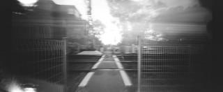 Jewell  Station Pedestrian Crossing (Train Go Wooooosh)