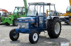 Ford 4610 (samestorici) Tags: trattoredepoca oldtimertraktor tractorfarmvintage tracteurantique trattoristorici oldtractor veicolostorico