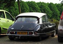 Citroën DSuper 5 (rvandermaar) Tags: citroën dsuper 5 citroëndsuper5 citroëndsuper citroënds ds snoek citroends citroen sidecode4 hl45tf 1982