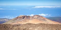 Mirador de Pico Viejo (Angaros) Tags: crater volcan vulcano tenerife teide españa pico