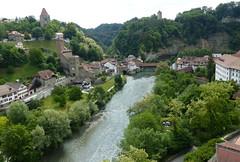 Fribourg/Freiburg Suisse/Schweiz (thobern1) Tags: fribourg freiburg schweiz suisse switzerland sarine saane westschweiz romandie