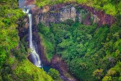 Hanakoa Falls (jnhPhoto) Tags: 7rm3 kauai places jnhphoto helicopter hawaii waterfalls hanakoa falls hanakoafalls