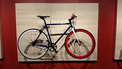 ChicSciMus_119_ArtofBicycle (AgentADQ) Tags: art bicycle museum science industry chicago illinois velocipede kromica