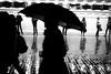 *** (Misha Sokolnikov) Tags: moscow russia rain umbrella night dark darkness leica leicamonochrom leicamm leicamsystem leicacamera blackandwhite noiretblanc street streetphotography 50mm aposummicron apo