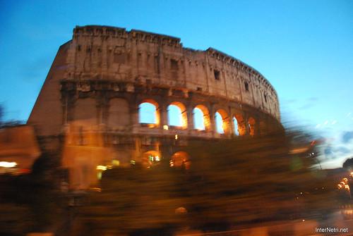 Нічний Рим, Італія InterNetri Italy 109