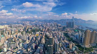 Kowloon peninsula