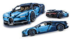 #42083 Technic Chiron (KEEP_ON_BRICKING) Tags: lego bugatti chiron set technic hypercar 42083 reveal revealed legoset fast amazing bricks 2018 new news keeponbricking image images official picture pictures blue darkblue lego42083 legobugatti bugattichiron white