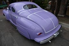 Custom Coupe (bballchico) Tags: ford coupe custom kustom chopped mikemooney westcoastkustomscruisinnationals carshow santamariainn