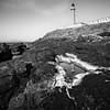 Ardnamurchan Lighthouse Black and White (amcgdesigns) Tags: andrewmcgavin scotland scottishweather scottishlandscape eos7dmk2 canon1022mm squarecrop ardnamurchan ardnamurchanlighthouse lighthouse blackandwhite silverefex monochrome lochaber