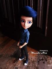 Will, Taeyang Custom (Mundo Ara) Tags: taeyang custom doll groove wig tutorial lã