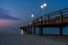 sea bridge (Rambofoto) Tags: seebrücke binz ostsee