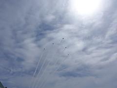 DSC08132 (kagawa_ymg) Tags: 航空祭 ブルーインパルス blueimpulse
