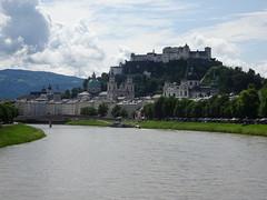 Salzburg Old Town (sharon.corbet) Tags: salzach salzachriver salzburg hohensalzburg austria 2018 altstadt