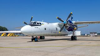 Vulkan Air Antonov An-26 UR-CQE