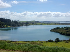 Peaceful Inland Sea (mikecogh) Tags: inlet view nature sea bayofislands peaceful
