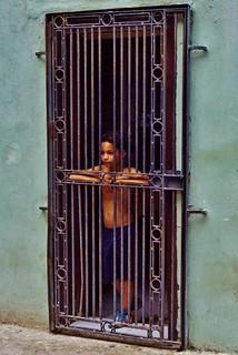 Habana Vieja - jeune garçon