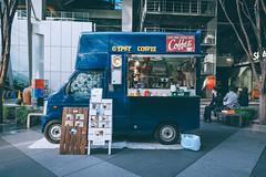 Cafe|東京 Tokyo (里卡豆) Tags: chiyodaku tōkyōto 日本 jp olympus panasonicleicadg12mmf14 panasonic leica dg 12mm f14 epl9 taitōku
