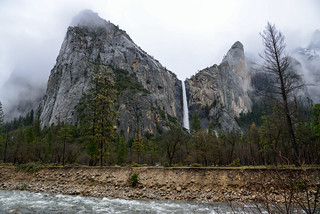 Bridalveil Fall - Yosemite National Park