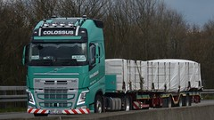 D - Colossus Volvo FH GL04 (BonsaiTruck) Tags: colossus volvo lkw lastwagen lastzug truck lorry lorries camion caminhoes
