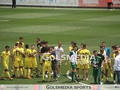 Promoción de ascenso a Segunda División. Villarreal CF B 2-0 CF Fuenlabrada (10/06/2018), Jorge Sastriques